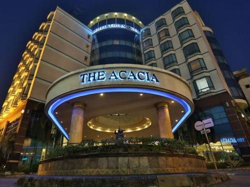 THE ACACIA HOTELS & RESORTS