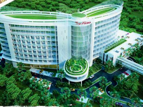 THE ALANA HOTEL & CONFERENCE CENTER SENTUL CITY